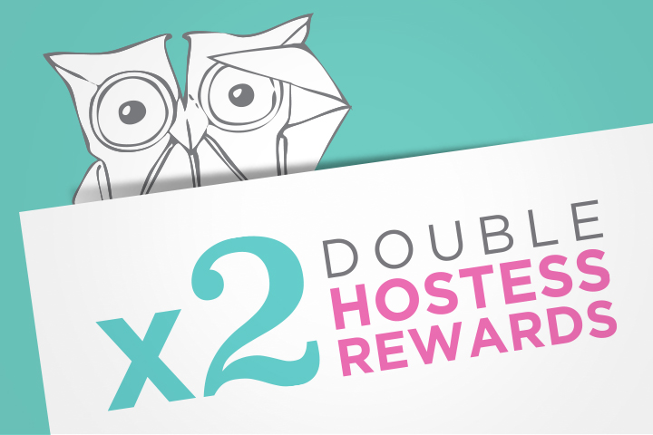 final days for double points hostess rewards