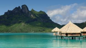 Photo credit: The St Regis Bora Bora Resort