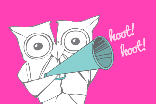 Hoot Hoot for March Owlchievers + Storybuilders