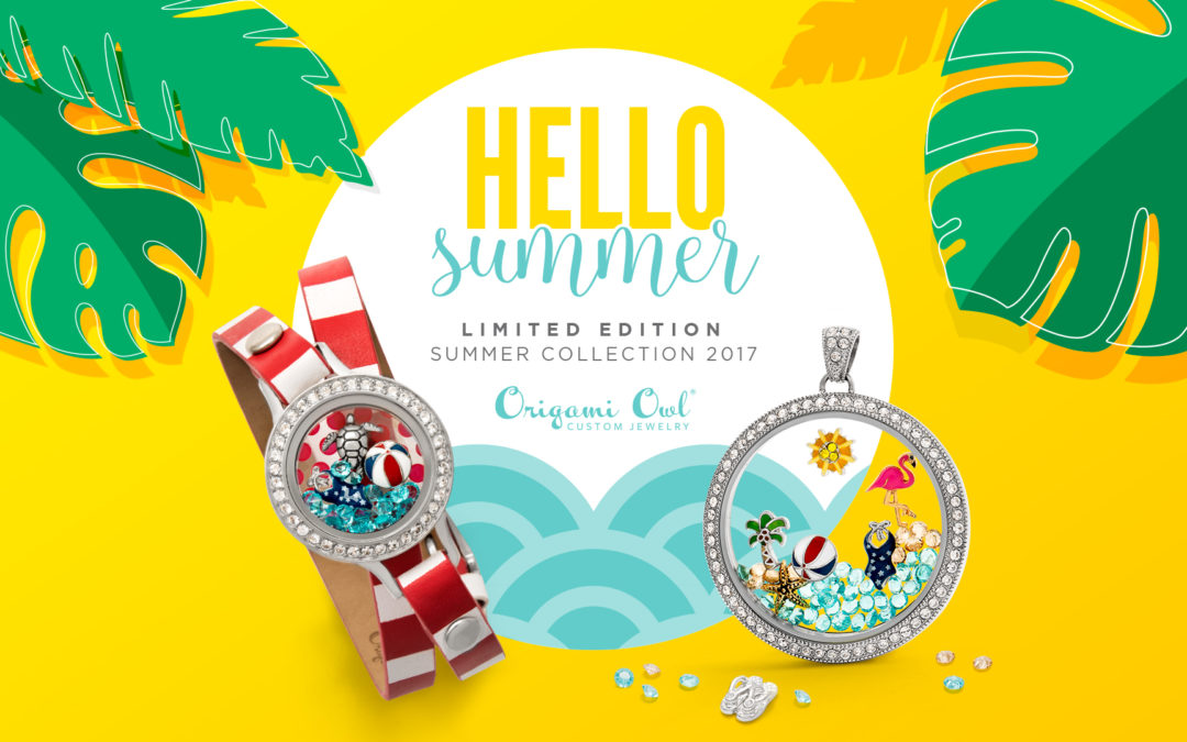 New Summer 2017 Collection Arrives May 16
