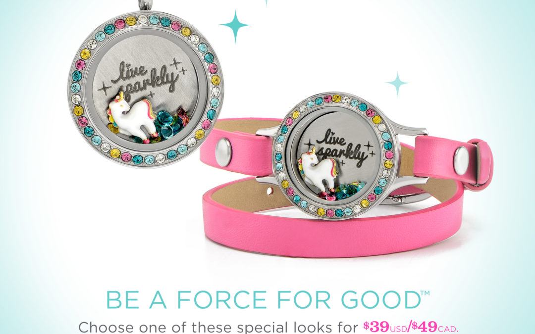 July Force For Good™: Find the Sparkle in Every Story with Limited-Time Looks