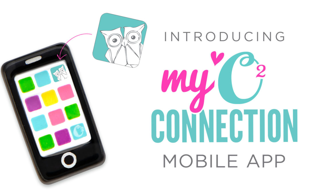 Introducing the NEW! My O2 Connection App | OrigamiOwlNews com