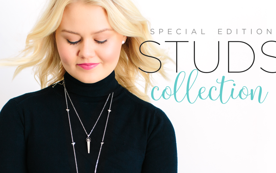 Special Edition Always with You + Studs Collection Available For a Limited Time