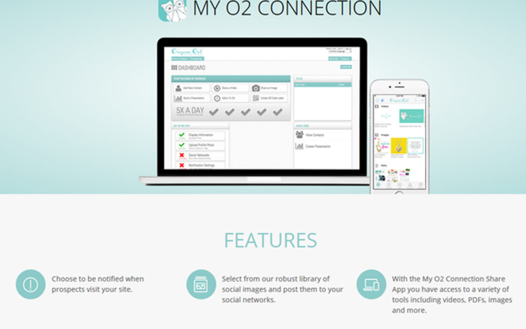 My O2 Connection App: Now Available on Your Desktop Computer