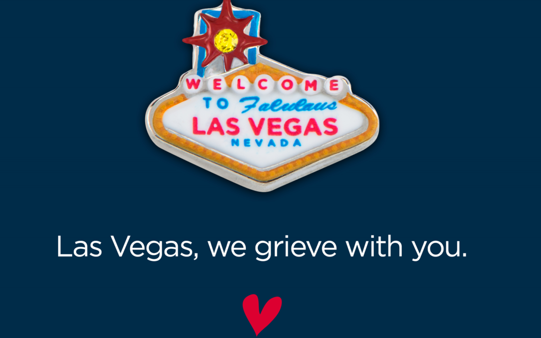 Back-from-the-Vault Charm to Benefit Las Vegas Victims and Their Families