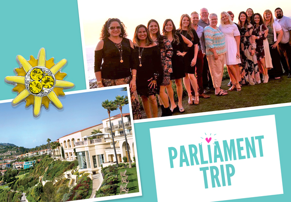 2017 Parliament Trip: Fun in the Sun in Laguna Beach