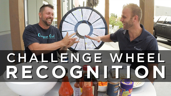 (Video) Challenge Wheel Recognition