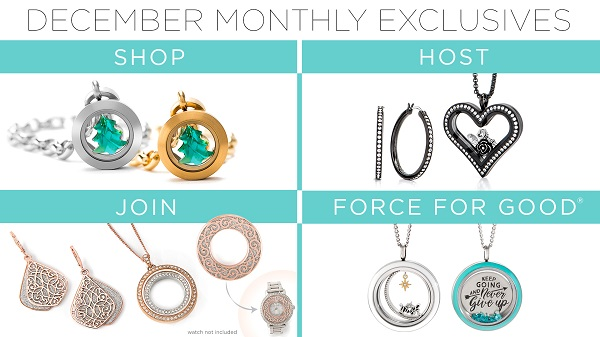 December Exclusives to Make the Holiday Season Merry and Bright!