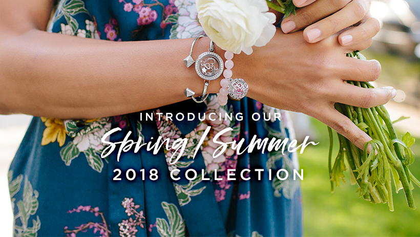 The Spring/Summer 2018 Collection is Here!
