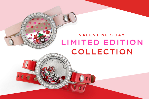 New Limited Edition Valentine's Day Collection Available Starting January 4