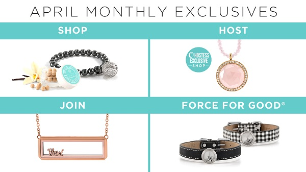 Our April Exclusives are in Full Bloom!