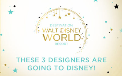 Heigh-Ho, Heigh-Ho, It's Off to Disney These Designers Go!