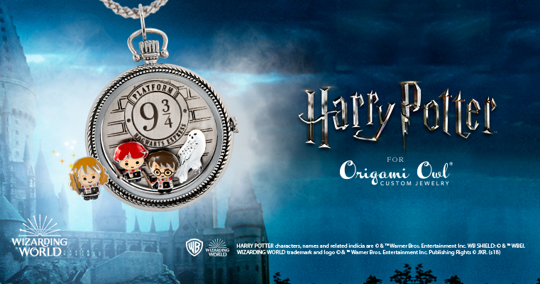 Part II of the Harry Potter for Origami Owl Collection AND Free Shipping!