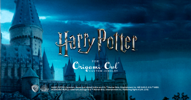 NEW! Harry Potter for Origami Owl Collection Pack Presale for Designers