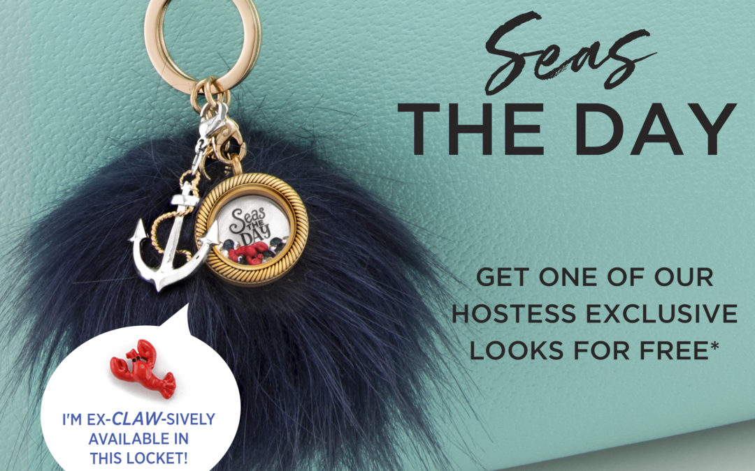 """Introducing the June """"Seas the Day"""" Hostess Exclusive"""
