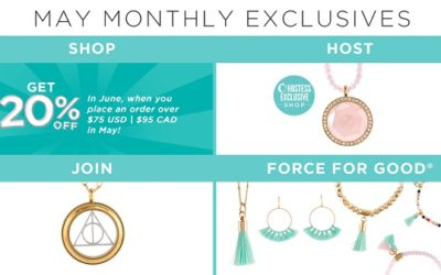 Our May Exclusives are Magical!