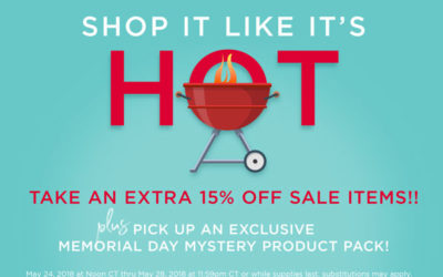 LIMITED-TIME OFFER: Shop It Like It's HOT!