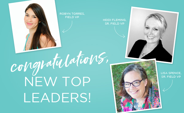 These 3 Leaders are Climbing to the Top!