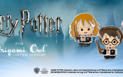 Harry Potter for Origami Owl® Collection Now Available