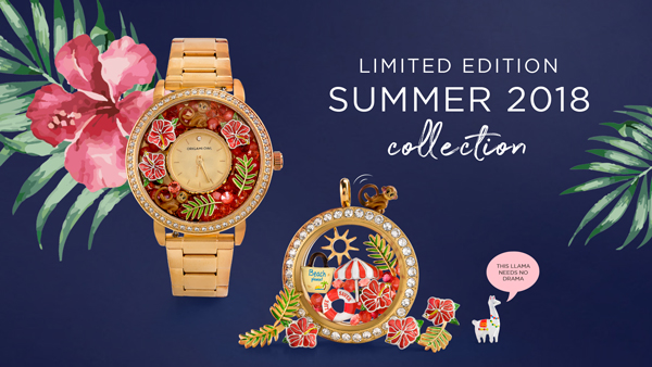 New, Limited Edition Summer Collection Arrives June 6