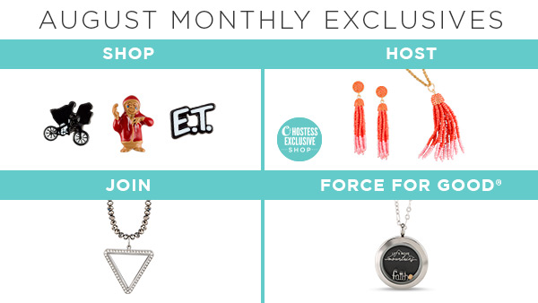 It's Time to Fly with Our August Exclusives!