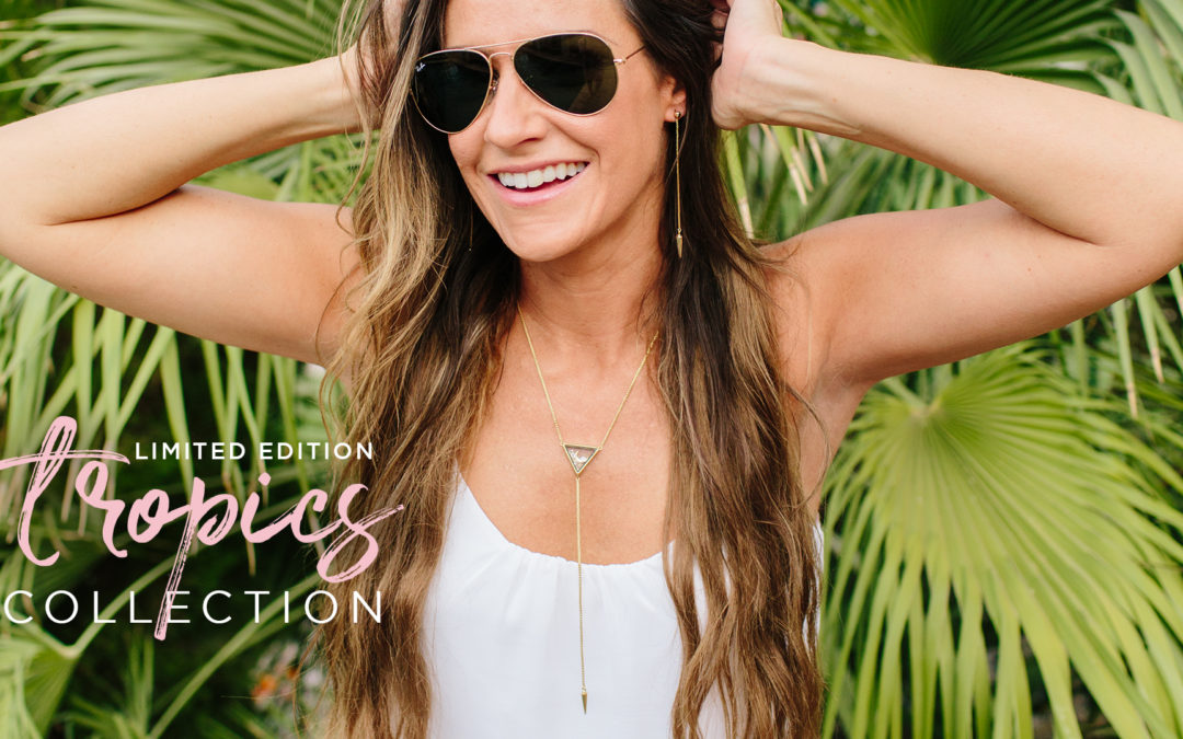 Give Your Summer Look Some Edge With New, Limited Edition Jewelry