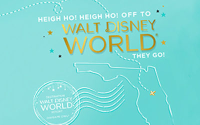 They're Going to Disney World: Where Dreams Come True!
