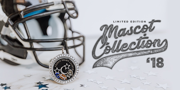 Give a Cheer for the New, Limited Edition Mascot Collection