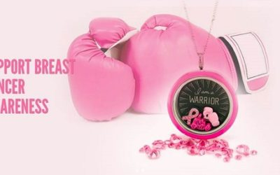 """Support Breast Cancer Awareness with Our Force For Good® """"I am a Warrior"""" Gift Set"""