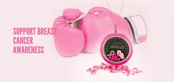 "Support Breast Cancer Awareness with Our Force For Good® ""I am a Warrior"" Gift Set"
