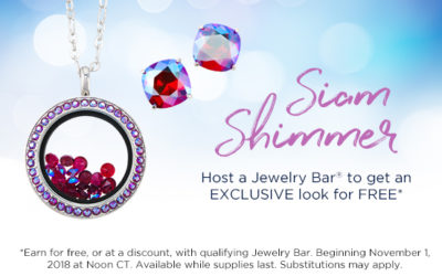 """NEW! """"Siam Shimmer"""" November Hostess Exclusive"""