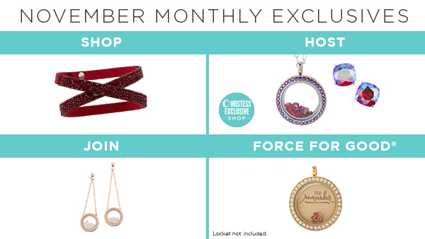 November Exclusives to Boost Your Holiday Selling Season