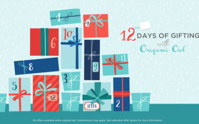 12 Days of Gifting Starts Tomorrow: December 1-12