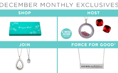 December Exclusives to Make the Gifting Season Merry and Bright!