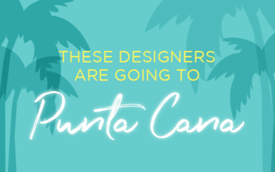 These Designers Will Be Enjoying Some Vitamin Sea in Punta Cana