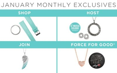 Start the New Year Strong with January Monthly Exclusives