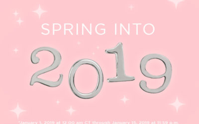 "It's Time to ""Spring Into 2019!"""