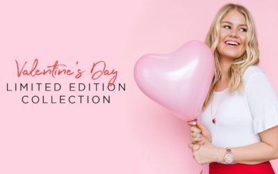New! Limited Edition Valentine's Day 2019 Collection Now Available