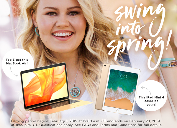 """""""Swing Into Spring"""" with Our Limited-Time Incentive"""