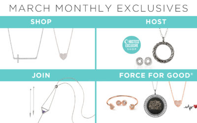 Make it a Mission Possible March with Our Monthly Exclusives