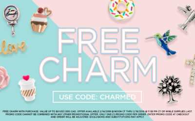 Get a FREE Charm + Share the Love With Limited-Time Promotion