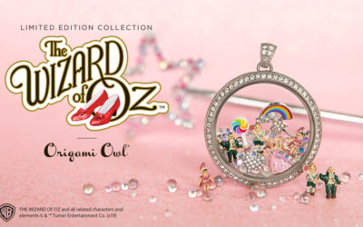 Limited Edition The Wizard of Oz Collection Charms + Window Plates Back in Stock