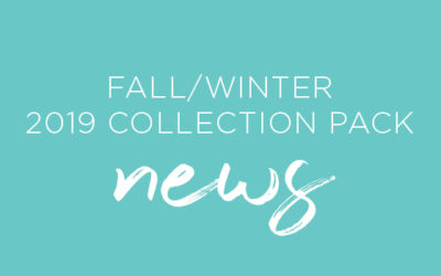 Fall/Winter 2019 Collection Pack Presale Now Available for Convention Attendees