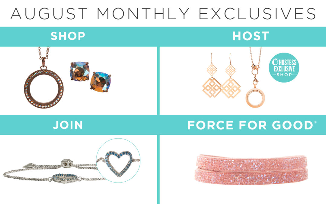You're Limitless with Our August Monthly Exclusives