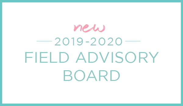 Thank You to Our Advisory Board and Welcome New Board Members!