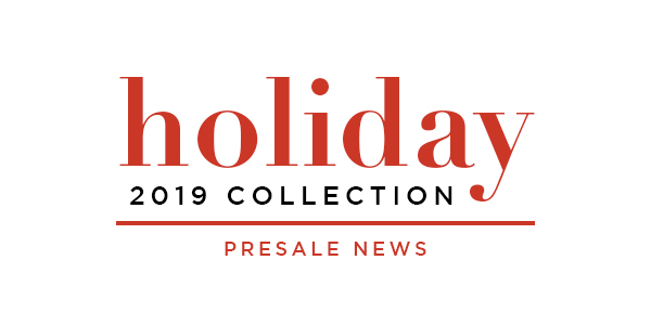 Holiday 2019 Collection Pack Presale (With Extra Discount!) Now Available!