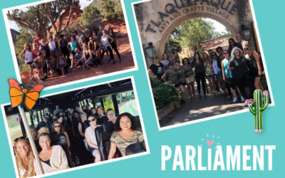 2019 Parliament Wellness Retreat: Sunshine + Scenic Views in Arizona!