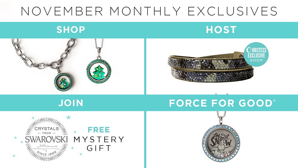 November Exclusives for Your HOLLA-Day Hustle!