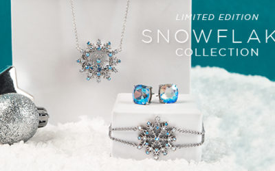NEW! Limited Edition Snowflake Collection + Limited-Time FREE Gift with Purchase