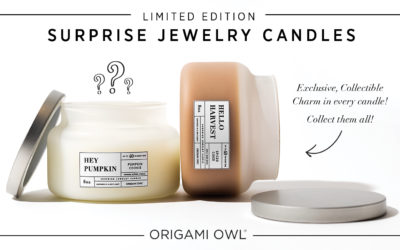 Surprise Jewelry Candles are HERE and What to Do Next…